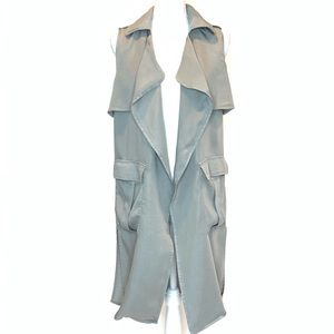 WALTER BAKER | Terry Long Utility Vest